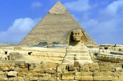 Giza e Memphis Private Day Tour do Cairo