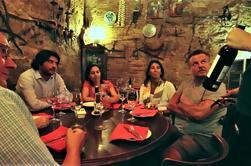 Tapas et vins à Barcelone