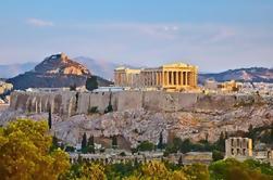Tour privado de medio día de Atenas