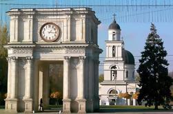 Visita privada a la ciudad de Chisinau