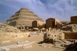 Excursão de um dia às Pirâmides de Gizé - Esfinge - Memphis e Sakkara