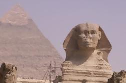 4 horas de viaje guiado privado a Pirámides de Giza