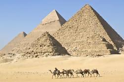 Excursión guiada privada a Pirámides de Giza, Esfinge
