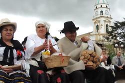 Excursión Privada de un Día: Pueblos Tradicionales alrededor de Bogotá