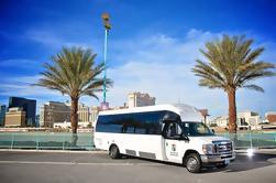 Traslado privado al aeropuerto de Las Vegas: 24 Pasajeros