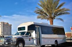 Private Las Vegas Ida y Vuelta Traslado: 27 Pasajeros