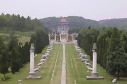 Service de transfert privé vers les tombeaux des Qing de Pékin
