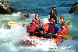 Rafting on Soca River Adventure from Bovec