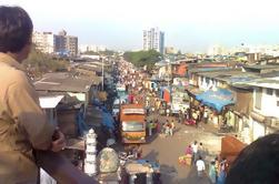 Excursão privada da cidade de Mumbai, incluindo Dharavi Slum Tour
