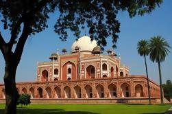 Tour privado de la vieja y Nueva Delhi en un día