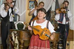Fiesta folclórica con cena en Praga con bebidas ilimitadas