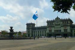 Tour de día completo en la ciudad de Guatemala