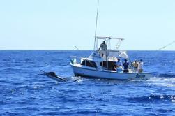 Pesca deportiva en el Pacífico desde la Ciudad de Guatemala