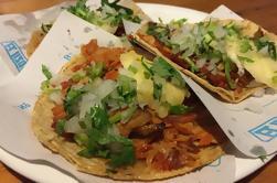 Tacos, Salsas y Mezcales en la Ciudad de México