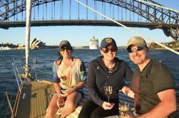 Sydney Harbour Sip en Sail Twilight Cruise