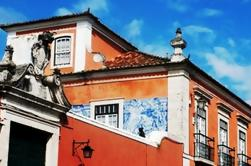 Una merienda en la cata de vino Quinta de Lisboa