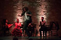 Flamenco Tablao Show en Cádiz