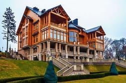Visita privada de la residencia de Mezhyhirya