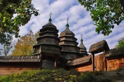 Visita guiada privada ao Shevchenkivskiy Hai Open-Air Museum em Lviv