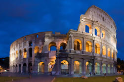 Roma antiga e Colosseum Private Tour com Underground Chambers Arena e Upper Tier