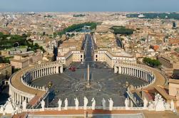 Skip the Line: Visita guiada ao Vaticano e à Basílica de São Pedro, incluindo a Capela Sistina