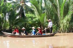 Excursão de um dia para o Delta do Mekong de grupo pequeno de Ho Chi Minh City