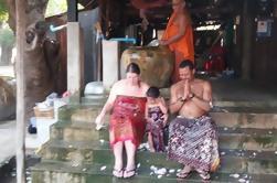 Ceremonia de Bendición del Monje en Siem Reap