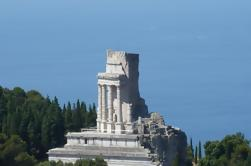 Tour de bicicleta de día completo de la Riviera Francesa desde Niza