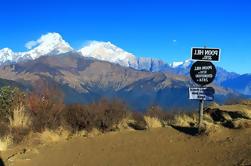 10-Night Trekking Tour Inclusief Chitwan National Park van Kathmandu