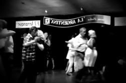 Excursão Social de Tango Incluindo Milonga