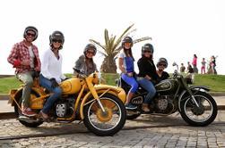 Passeio Histórico do Porto por Sidecar