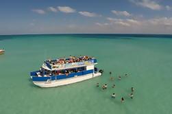 Tour por catamarán a Isla Mujeres