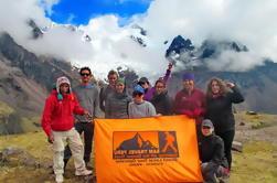 Lares Trek a Machu Picchu Incluyendo Hot Springs
