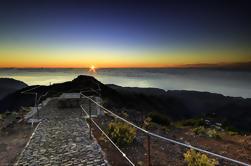 Madeira Sunrise at høyeste Madeira topp og 4x4 tour