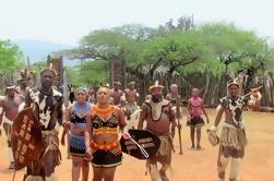 Zulu Cultural Tour e Zulu Dancing de Durban