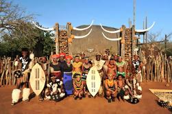 Excursão cultural Zulu de dia inteiro de Durban