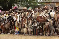 Excursão cultural Zulu de 2 dias a partir de Durban