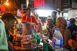Night Street Food Tour en el barrio chino de Bangkok