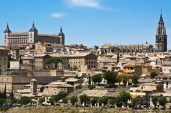 Viaje en autobús de Toledo desde Madrid