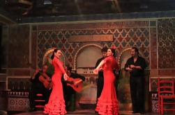 Spettacolo di Flamenco a Madrid con Hotel-Pick Up