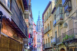 Toledo Sightseeing Day Tour da Madrid