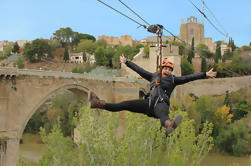 Toledo City Tour y Zipline desde Madrid