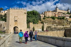 Meio Dia Guided de Toledo e Segway de Madrid