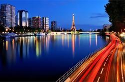 Tour privado de París en Minivan