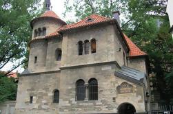 Excursão a pé do bairro judeu histórico de pequenos grupos em Praga