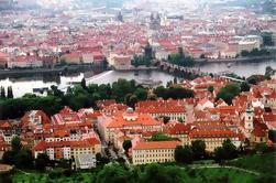 Excursion à pied d'une demi-journée en groupe sur les sites historiques et célèbres de Prague