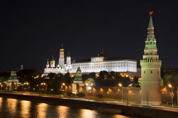 Private Walking Tour de Moscou, incluindo o Kremlin e Praça Vermelha