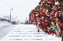Romântico Private Tour de Moscou para Casais