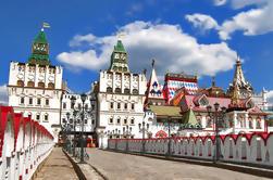 Moscú Clases: Conviértete en Artesano Ruso en Izmailovo