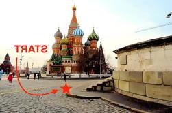Recorrido por la ciudad de Moscú